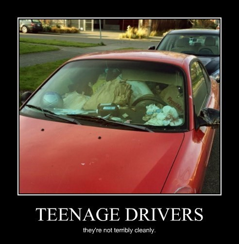 teens drivers funny - 8461406464