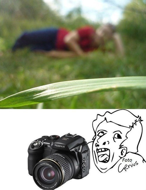 Foto genio
