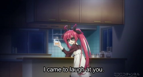 """I Came To Laught At You"" - Kotori Ver."