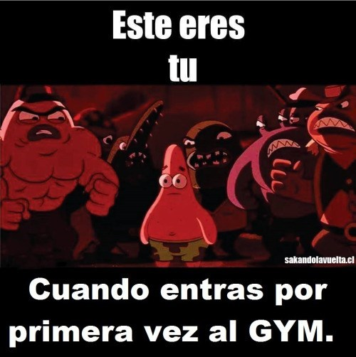 Ir al gym