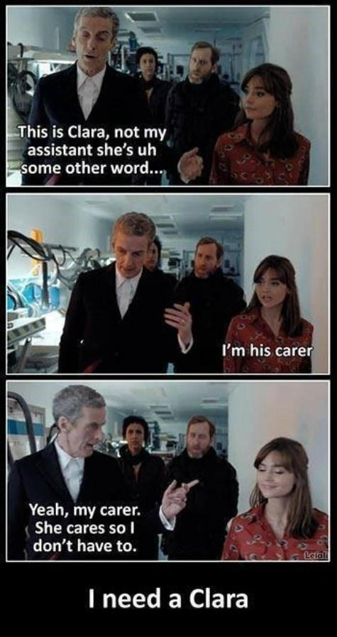 funny-doctor-who-clara-carer-need-one