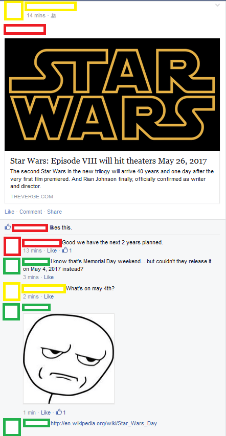star wars may 4th fandom puns - 8461571072