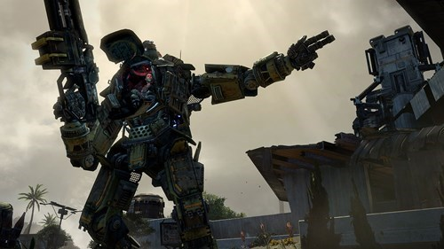 video game news titanfall 2 announced