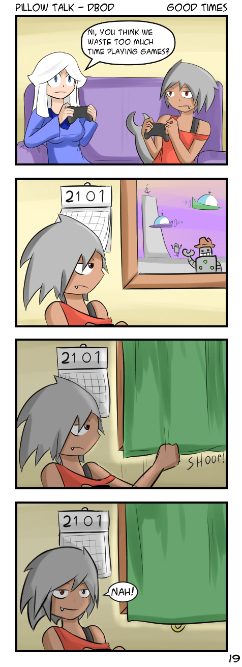windows,web comics