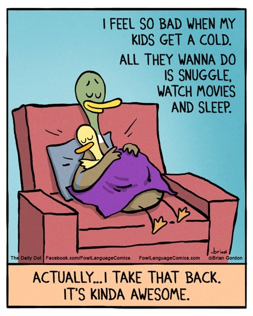 funny-web-comics-parents-that-have-to-deal-with-sick-kids-will-relate-to-this