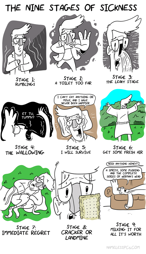 funny-web-comics-the-nine-stages-of-sickness