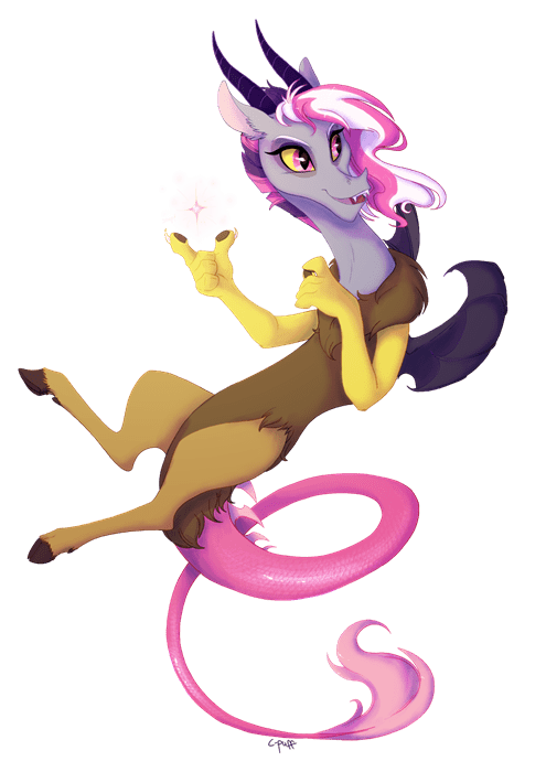 my-little-brony-discord-princess-of-mischief