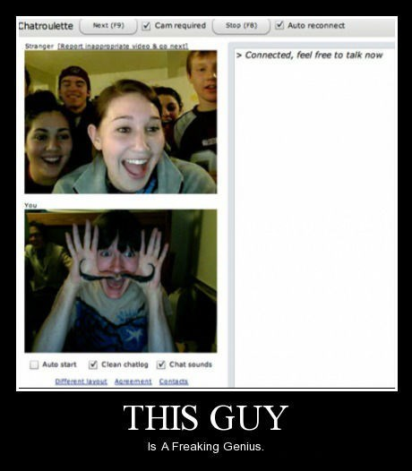 guy,Chat Roulette,funny