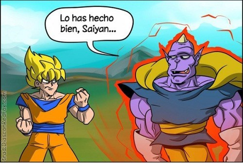 Dragon ball resumido