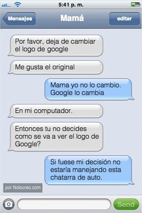 Manejando Google