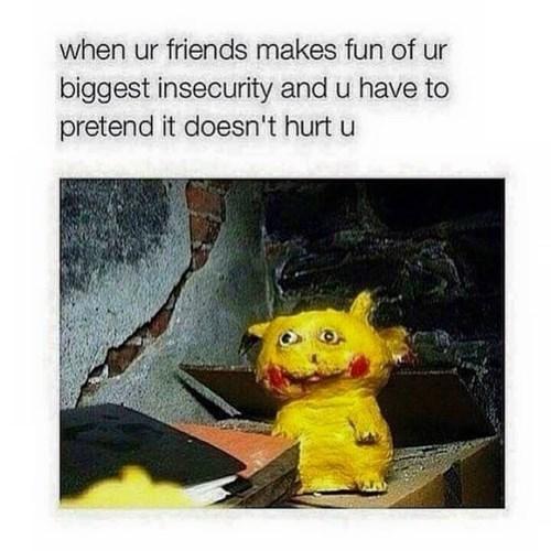 Sad feels pikachu - 8463512320