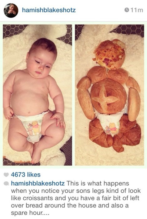funny-instagram-pic-baby-bread