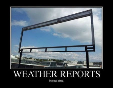 billboard,funny,weather,report