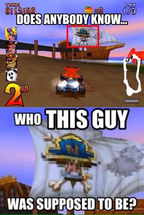 crash bandicoot crash team racing - 8463731456