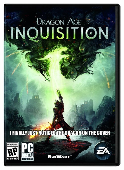 dragon video games dragon age inquisition dragon age - 8463863552