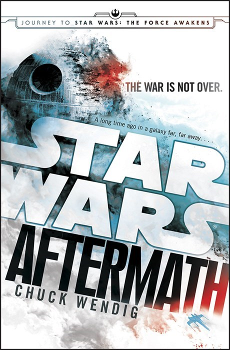 geek news star wars aftermath book trilogy
