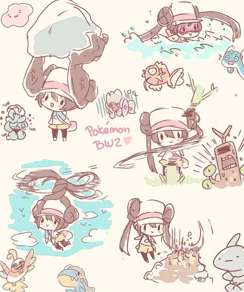 hms,Pokémon,Fan Art,Game Freak