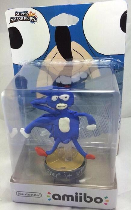 Action figure - SUPER SMASH BRES tep t VP tamiibo Nintendo