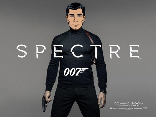 crossover,007,archer
