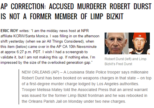 funny-news-fail-robert-durst-fred-limp-bizkit