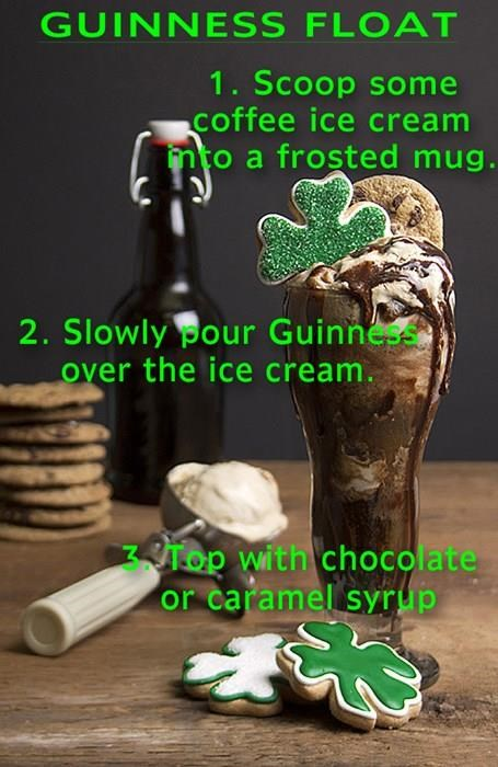 theComfeeSofa's Speshul St. Paddy's Day Drink
