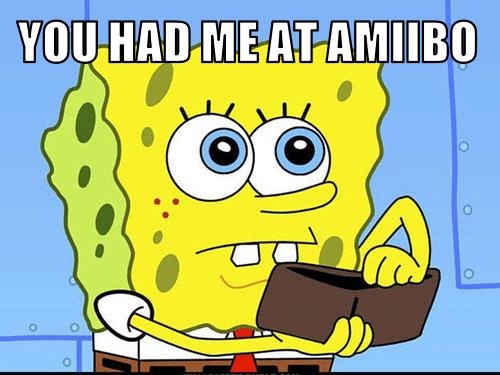 SpongeBob SquarePants amiibo nintendo - 8464210432