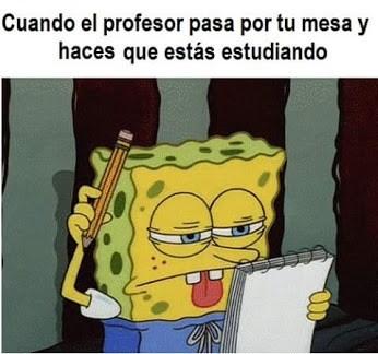 Estas estudiando