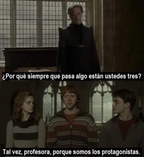 En Harry Potter