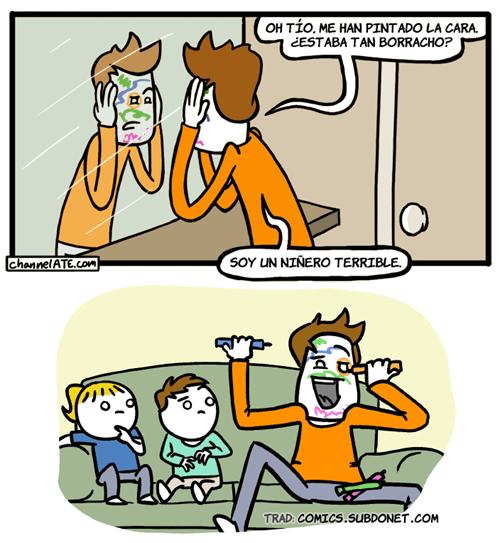 Mal niñero