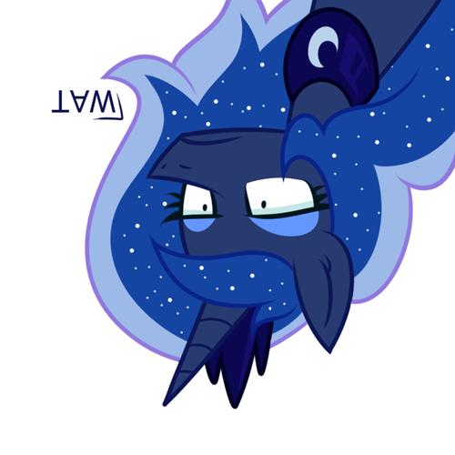 princess luna wat upside down - 8464617216