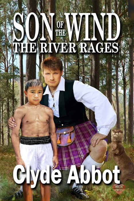 Kilt - SON WIND THE THE RIVER RAGES Clyde Abbot MLR PRESS