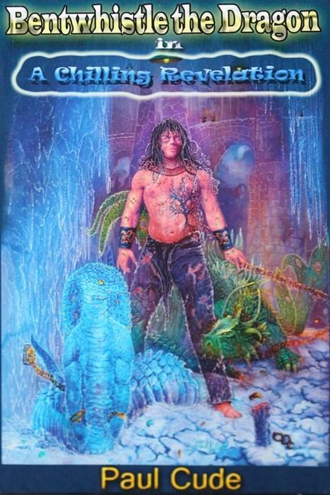 Action figure - Bentwhistle the Dragon ir A Chilins Revelertion Paul Cude
