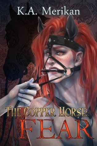 Book cover - K.A. Merikan TIE COPPER ORSE FEAR