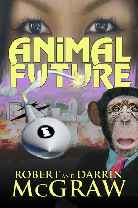 Animated cartoon - ANIMAL Nil FUTURE ROBERT AND DARRIN MCGRAW