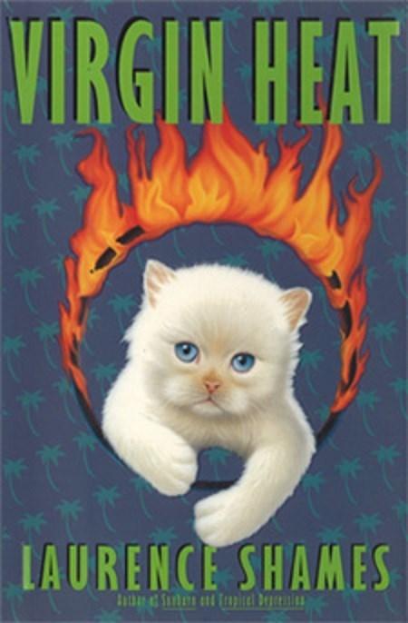 Cat - VIRGIN HEAT LAURENCE SHAMES Sd Sre d el Der