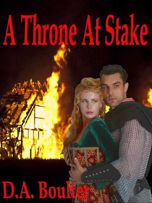 Movie - A Thrope At Stake ్ D.A.Bouly