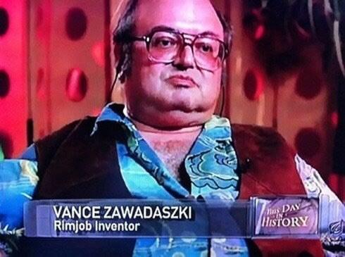 the rimjob inventor