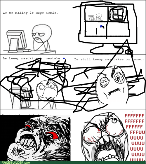maker fu mistakes computer problems why Rage Comics - 8465107968