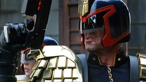 A Jedge Dredd sequel is not happening, according to Alex Garland