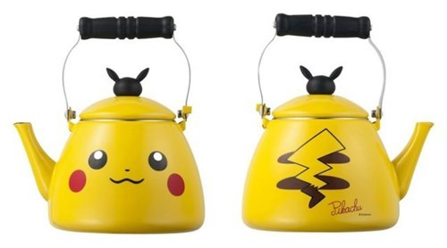 cute,for sale,pikachu,tea kettle