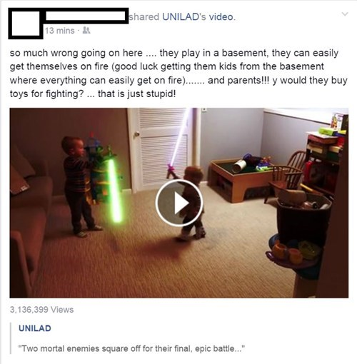 funny-facebook-fail-mom-lightsaber-video-fake