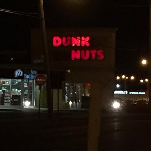 I Heard Deez is a Huge Fan of This Establishment