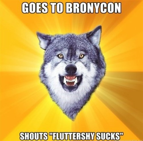 convention brony meme flutterhsy - 8466515712