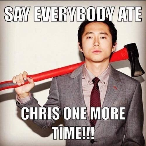 funny-walking-dead-glenn-old-joke-noah-everybody-ate-chris