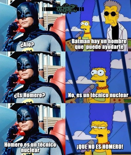 Batman necesita tecnico