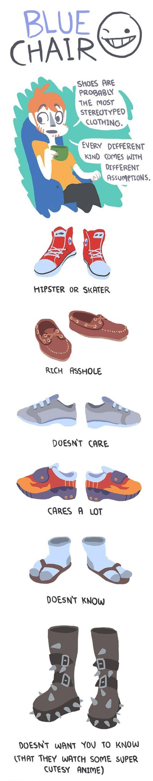 funny-web-comics-what-do-your-shoes-say-about-you