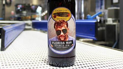 florida man is cigar city's new IPA