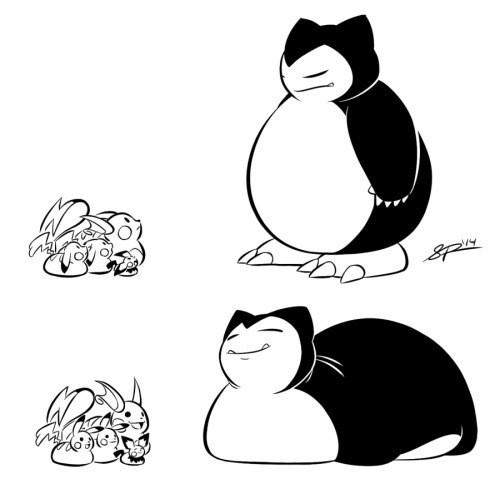 pokemon memes snorloaf