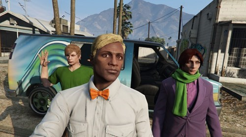 video-games-this-heist-wouldve-gone-flawlessly-it-werent-you-meddling-kids