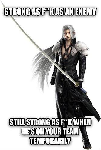 Good Guy Sephiroth
